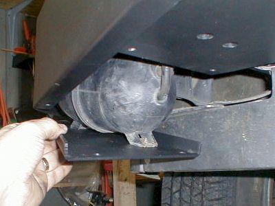 Jeep Grand Wagoneer vacuum ball