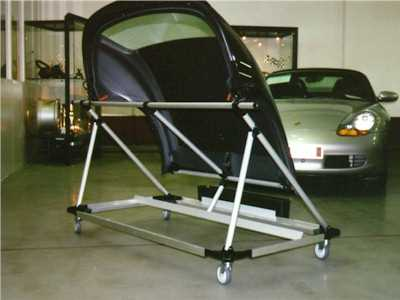 Instructions For Mounting Hardtop Carrier On The Wall