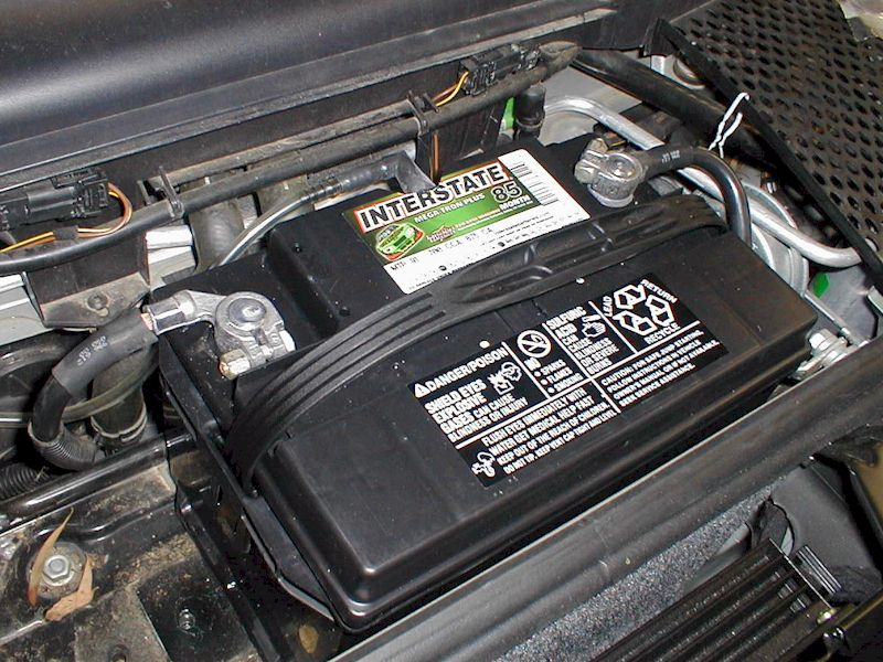 Porsche battery replacement 997 x51