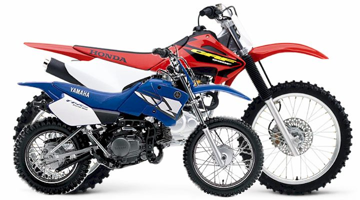 Off Road Motorcycles Dirt Bikes